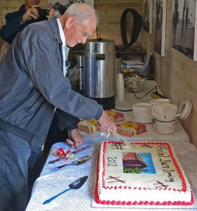 49.Tim Bancroft barn opening