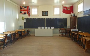 15. school interior - front