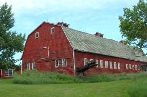 27. Gertie's barn