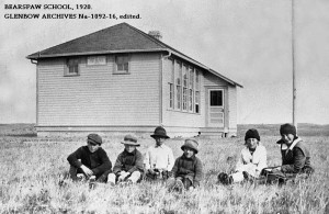 57. Bearspaw School 1920 (Na-1092-16) WEB copy